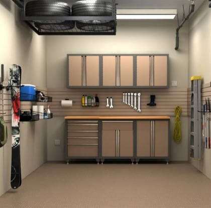 Lovely 14 Besten Idée Déco Garage Bilder Auf Pinterest | Garagen, Werkstatt Und  Werkzeuge