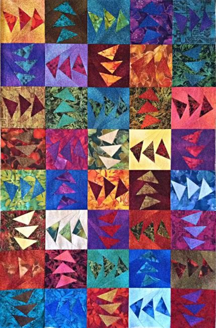 beyond the reef — Jibberish Designs - Wonky Geese Quilt | Quilts I ... : cracker quilt pattern - Adamdwight.com
