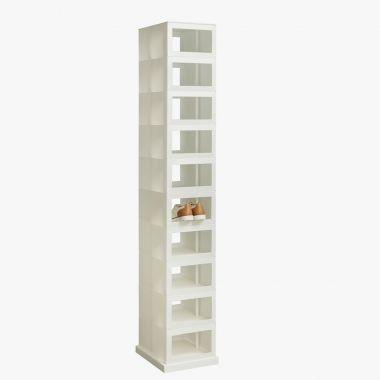disponibile in diversi colori TecTake Scarpiera da ingresso con cuscino Portascarpe in legno 103,5x48x30cm Quercia | No. 402076