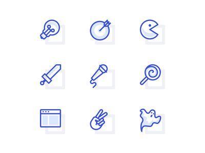 20 Mockups Icones Et Template Psd Gratuits Pour Fevrier 2018 Blog Du Webdesign Icone Web Icone Pictogramme