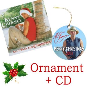 Kenny Chesney All I Want For Christmas Bundle Kenny Chesney Christmas Bundle Merry