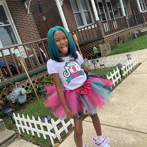 Tik Tok Birthday Tutu Outfit Tik Tok Party Dress Tik Tok Shirt Any Color Theme Birthday Tutu Outfit Birthday Party Outfits Tutu Outfits