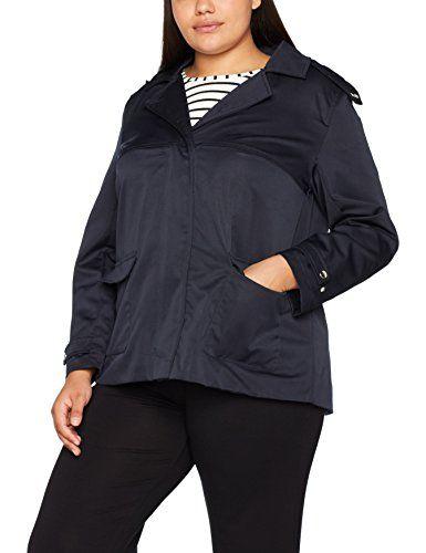 Khujo Damen Mantel Maddi With Detachable Hood 1729CO183