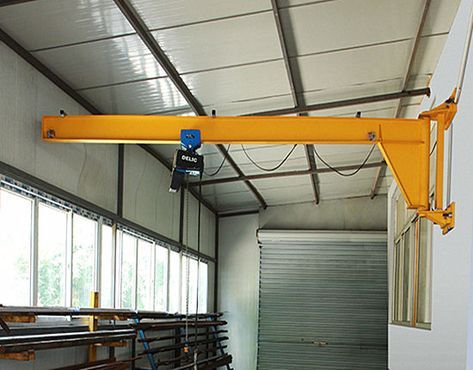 Floor Mounted Jib Crane Pillar Jib Crane Stable Jib Crane High Safety Safety Floor Cranes For Sale Crane Design