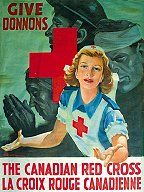 Give - The Canadian Red Cross  Donnons La Croix Rouge Canadienne.