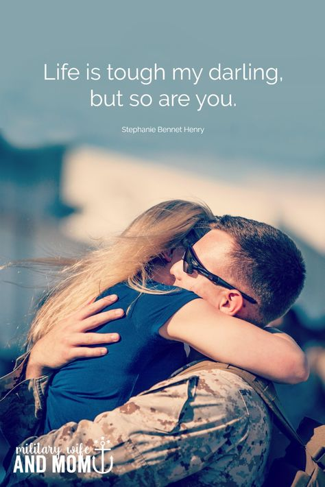 21 Best Deployment Quotes for Military Spouses and