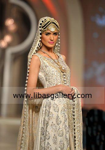 5bd29b9c43 Zainab Chottani Bridal dresses, Pakistani bridal wears, bridal wear, designer  wear, designer