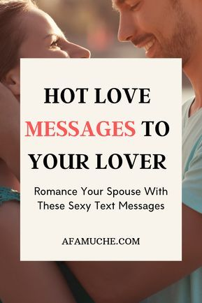 Sexy love notes for him