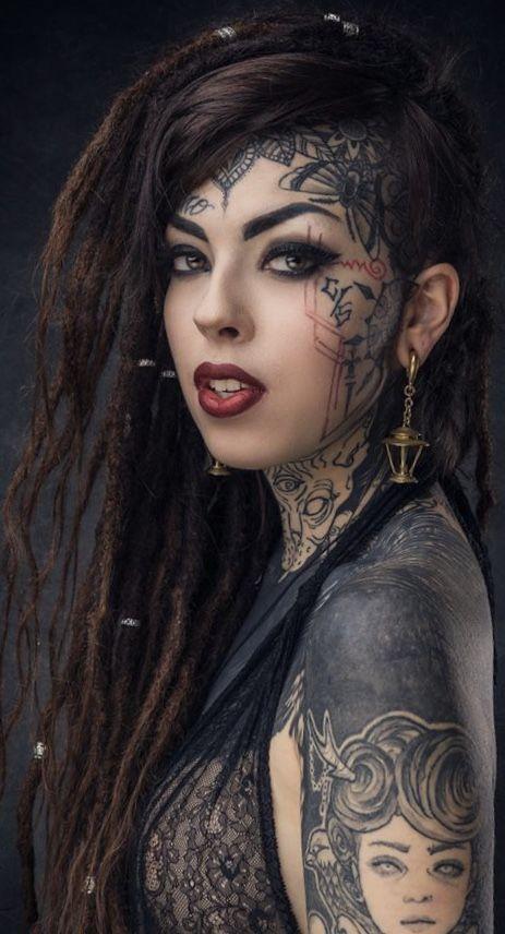 D2 Tattoed Girls Beauty Tattoos Girl Tattoos