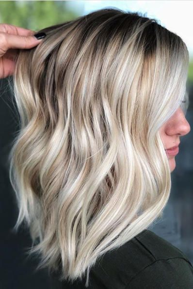 20 Trendy Hair Colors You Ll Be Seeing Everywhere In 2021 Blonde Hair Color Winter Hair Color Winter Hairstyles