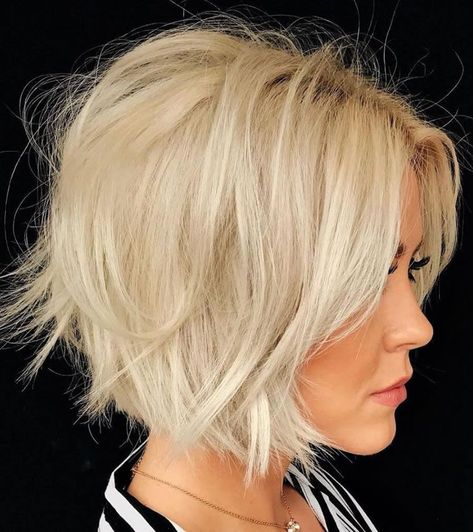 22 quick, short bob haircuts & new hair colors for women »Hairstyles 2020 New hairstyles and hair colors -  22 quick, short bob haircuts & new hair colors for women »Hairstyles 2019 New hairstyles and hair  - #amp #bob #colors #darkhairstyles #diyhairstylesshorthair #hair #haircutideas #hairstylecurly #Haircuts #hairstyles #Quick #short #Women