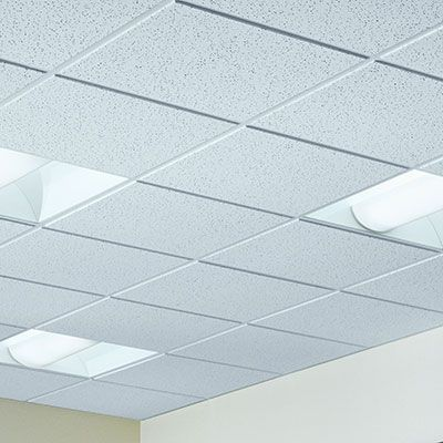 Light Panels Louvers Suspended Ceiling Lights Mineral Wool