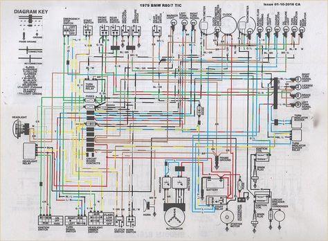 Bmw R80 Wiring Diagram R80