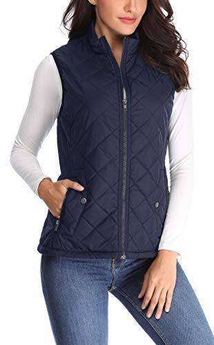 13+ Womens lightweight quilted vest ideas