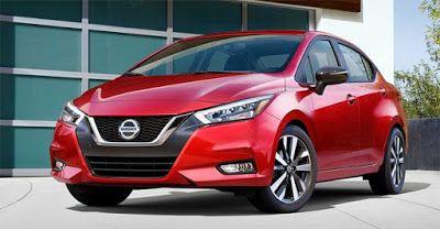 Nissan Versa 2020 Nissan Peshehod I Dizajn Eksterera