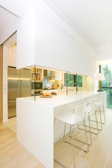 8 Ways to do a Semi-Open Kitchen in your HDB