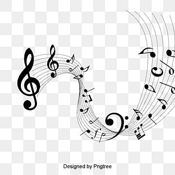 Music Clipart Music Note Music Sound Vector Music Icon In 2021 Music Notes Background Music Border Music Clipart