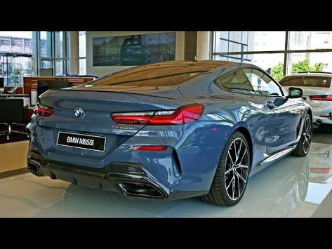 Bmw M850i Xdrive Coupe 2020 Wild Sports Coupe Youtube Em 2020