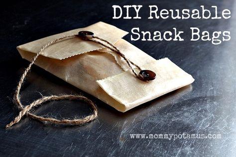 DIY Reusable Food Wrap | The MommypotamusThe Mommypotamus |