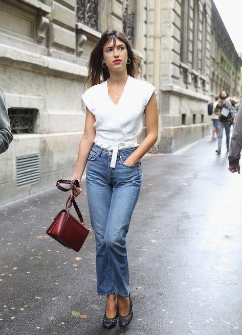 Mom Jeans Ersetzen Jetzt Die Skinny Jeans Endgultig Mode Illustration Mode Und Jeans Trend