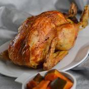 Dinde de Thanksgiving - une recette Fête - Cuisine