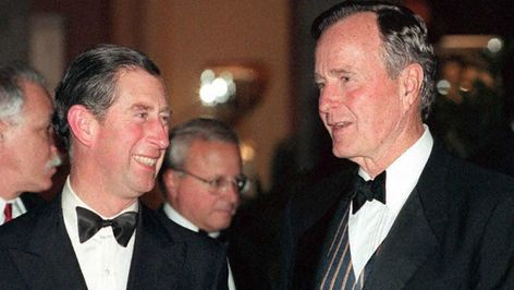 prince charles will attend george h w bush s funeral george hw rh pinterest ie
