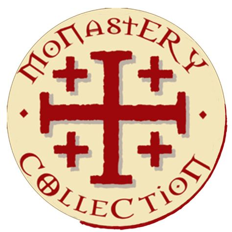 My Wife's logo...The Monastery Collection.