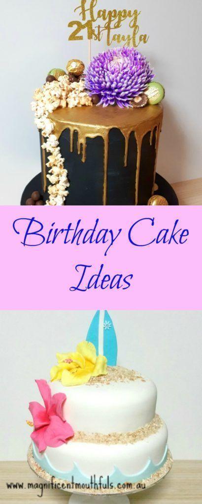 Pleasant Milestone Birthday Cakes Townsville 21St Birthday Cakes 25Th Personalised Birthday Cards Epsylily Jamesorg