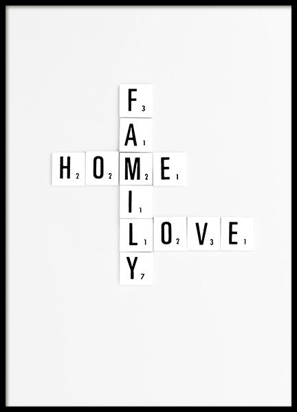 Quotes   Posters   Typographic   desenio.com