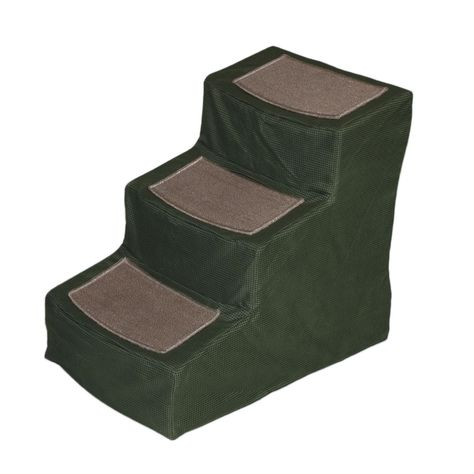 Best Pet Gear Sage Designer 3 Step Stair With Removable Cover 400 x 300