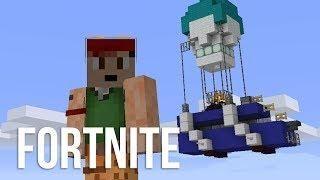FORTNITE in Minecraft!! | Minecraft Skins | Minecraft skins