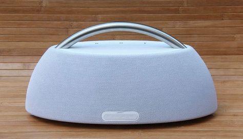 акустика Harman Kardon Go Play Mini вид сзади | Гаджеты и
