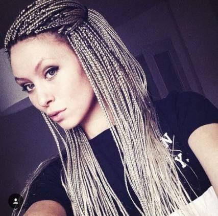 34 Best Ideas Braids Rasta Ombre White Girl Braids Hair Styles Girls Hairstyles Braids