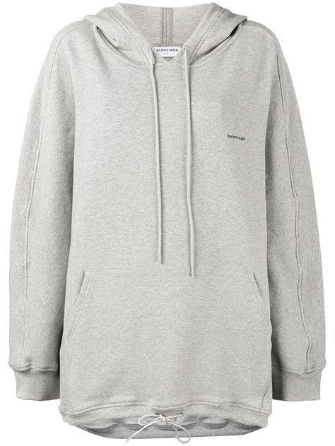 d2127ab7a2b8 BALENCIAGA Oversized Hoodie.  balenciaga  cloth  hoodie