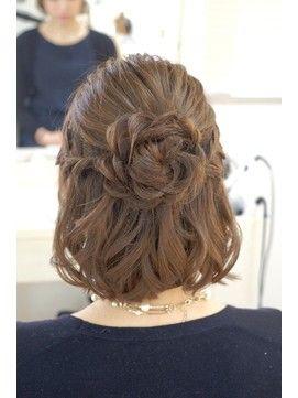 保存版 結婚式の髪型 完璧マナー 人気ヘアスタイル一覧