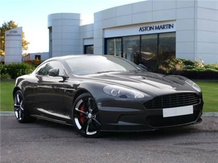Used 2012 ( Reg) Ceramic Grey Aston Martin DBS Coupe For Sale On RAC Cars