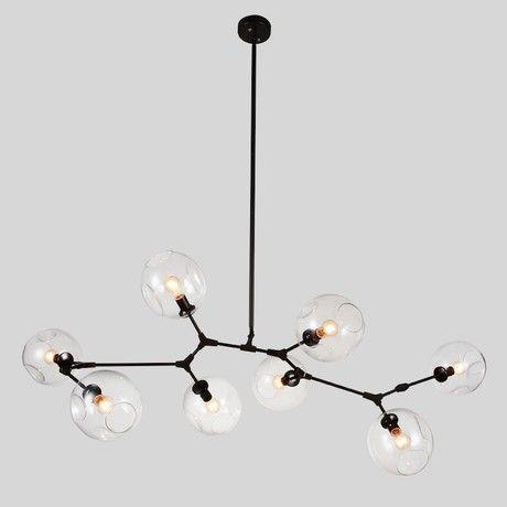 Replica Branching Bubble Chandelier 8 Light In 2020 Bubble