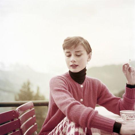 Audrey Hepburn: Rarely Seen Photos of the Actress | PEOPLE.com