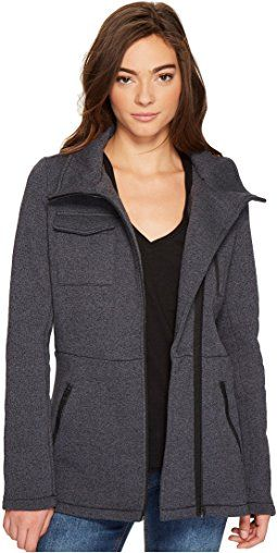 Hurley Winchester Fleece Jacket | Fleece jacket womens
