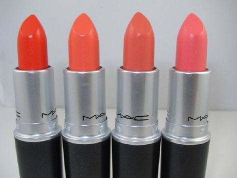 About MAC Morange Lipstick