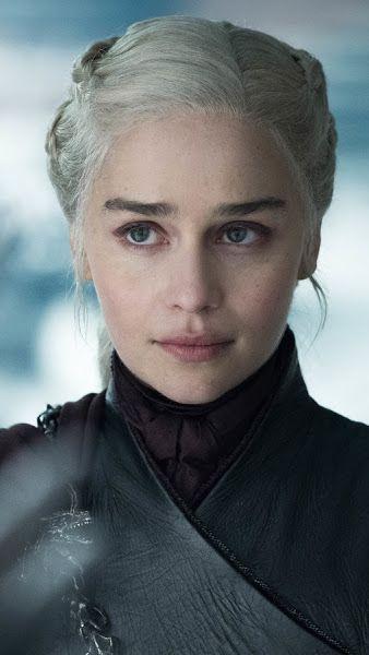 Daenerys Targaryen Game Of Thrones Season 8 4k3840x2160