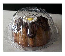 10 Clear Plastic Favor Boxes Mini Bundt By Justalittlefavorshop Mini Bundt Cakes Mini Bundt Cakes Packaging Bundt Cake