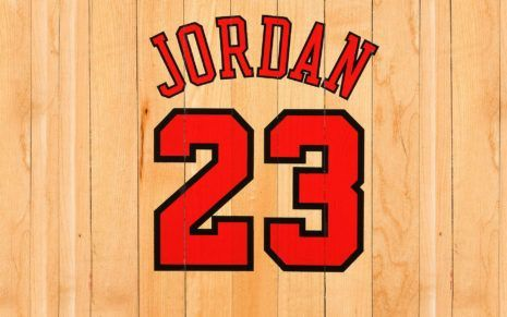 Michael Jordan Hd Wallpaper In 2020 Jordan Logo Wallpaper Jordans Bulls Wallpaper