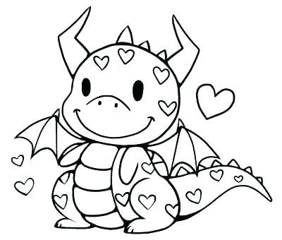 Image Result For Dragon Coloring Pages Dragon Coloring Page