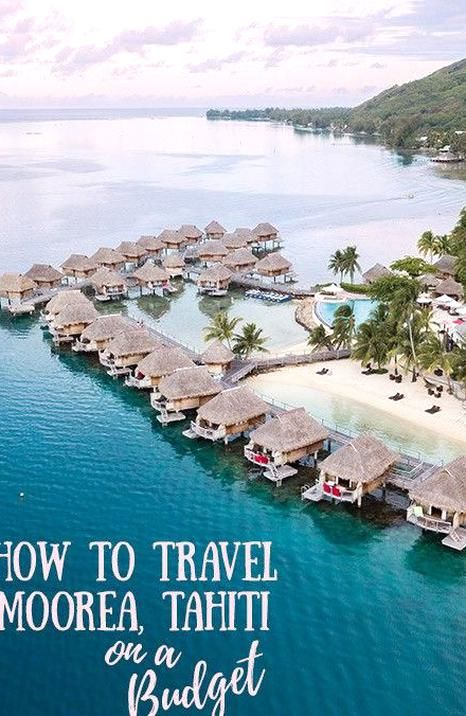 How Much Money To Go To Tahiti