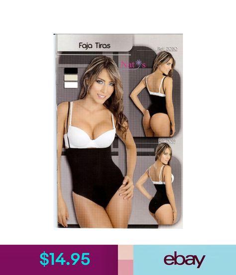134fca5f40 Intimates   Sleep Faja Top Less Half Back Body Shaper   Reducer -Thong   ebay  Fashion