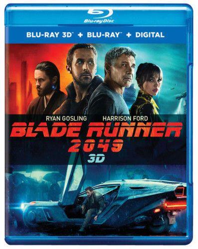 Blade Runner 2049 Blu Ray 3d Blade Runner Blade Runner 2049 Harrison Ford Blade Runner