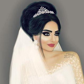مصطفى الجاف رسام رقمي Mostafa Jaf Fotos Y Videos De Instagram Digital Art Girl Cute Couple Art Bridal Hairdo