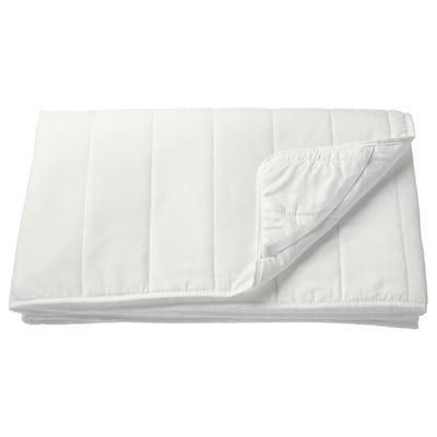 Kura Reversible Bed White Pine Twin Ikea Waterproof Mattress Mattress Protector Mattress Pad