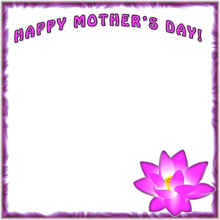 Mother S Day Borders Free Mothers Day Border Clip Art Happy Mothers Day Clipart Mothers Day Coloring Pages Happy Mother Day Quotes